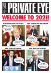 Private Eye Issue 1538 (08-01-2021)