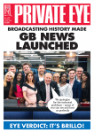 Private Eye Issue 1550 (25-06-2021)