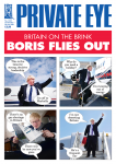 Private Eye Issue 1558 (15-10-2021)
