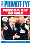 Private Eye Issue 1552 (23-07-2021)