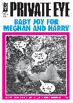 Private Eye Issue 1541 (19-02-2021)