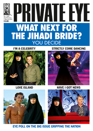 Private Eye Issue 1490 (22-02-2019)