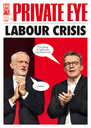 Private Eye Issue 1491 (08-03-2019)