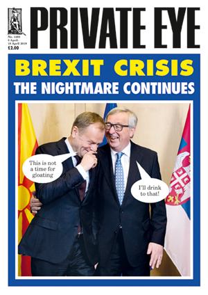 Private Eye Issue 1493 (05-04-2019)