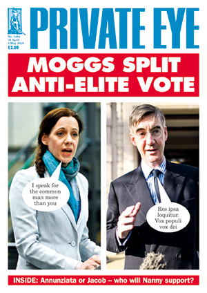 Private Eye Issue 1494 (19-04-2019)