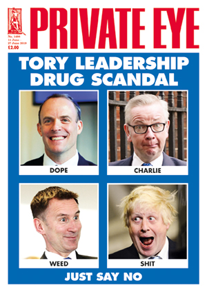 Private Eye Issue 1498 (14-06-2019)
