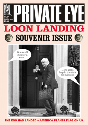 Private Eye Issue 1501 (26-07-2019)