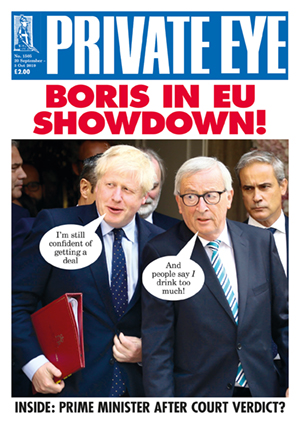 Private Eye Issue 1505 (20-09-2019)