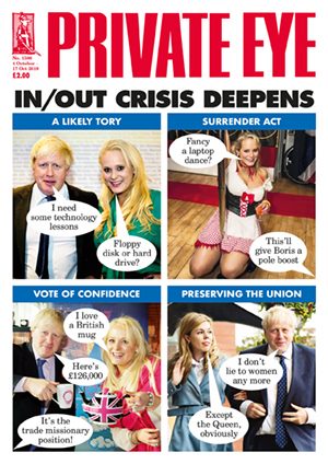 Private Eye Issue 1506 (04-10-2019)