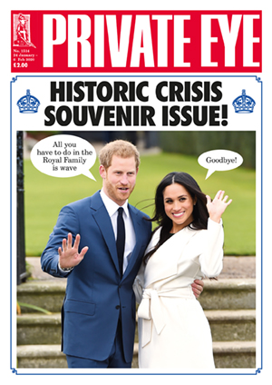 Private Eye Issue 1514 (24-01-2020)