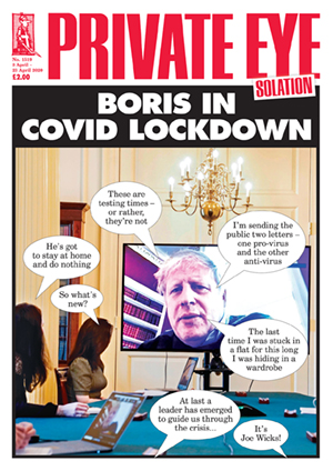 Private Eye Issue 1519 (03-04-2020)