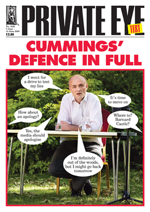 Private Eye Issue 1523 (05-06-2020)