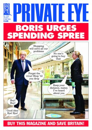 Private Eye Issue 1524 (19-06-2020)