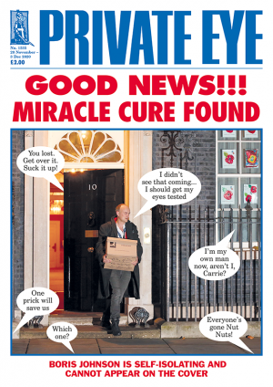Private Eye Issue 1535 (20-11-2020)