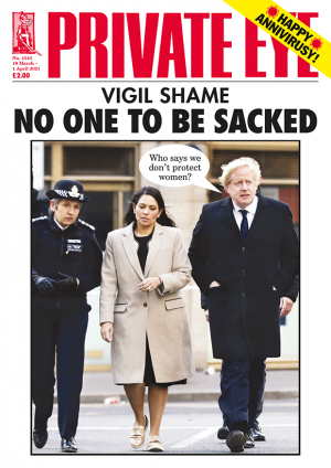 Private Eye Issue 1543 (19-03-2021)