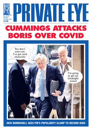 Private Eye Issue 1548 (28-05-2021)