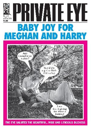 Private Eye Issue 1532 (09-10-2020)
